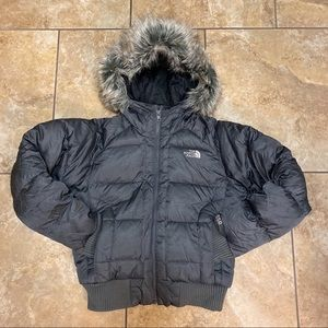 The North Face 550 Down Coat Sz Small